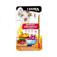 Lyra Aquarelle Watercolour Pencil Sets
