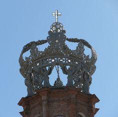 our lady of Guadalupe church crown