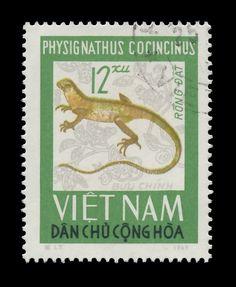 VIET NAM's stamp