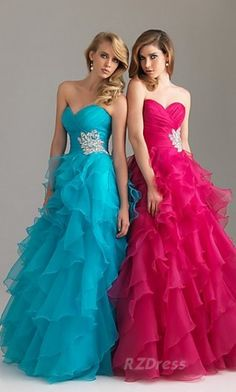Me and my best friend would get matching dresses and make our boyfriends match too!
