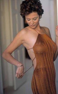 Sorry, this catherine bell see through dress would