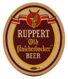 """Ruppert """"Old Knickerbocker"""" Beer"""