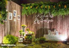 GUDY Wedding 婚禮設計 - Wedding Deco♥三重彭園*原木綠森林婚禮佈置