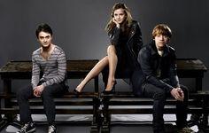 Daniel, Emma and Rupert