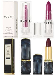 Holiday Gift Guide: Rodin and Oribe Luxury Lipsticks | MakeUp4All