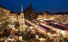 Nuremberg, Germany: a rich past and lots of presents