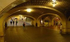 Whispering Gallery-Grand Central Station, NYC.