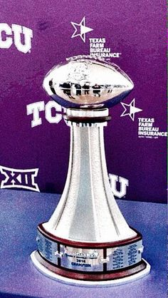 Proud of 2014 TCU Football team and TCU Coaches