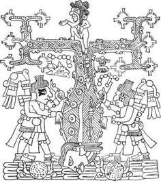 Símbolo del Tamoanchan
