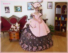 Photo: Moje háčkované šaty.