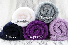 MULTIPLE WAY OF USE: BABY WRAP/SCARF...BE CREATIVE WITH IT Colours available: please refer to the picutres  Size: 18x64(=160*28cm) (can stretch to