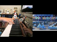 Frozen Fever - Making Today A Perfect Day (Full Piano Cover with SHEET M...