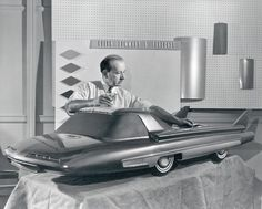 1957 Ford Nucleon Concept