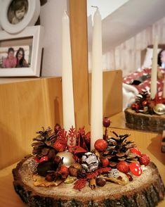 Ornament Wreath, Ornaments, Wreaths, Table Decorations, Diy, Furniture, Home Decor, Decoration Home, Bricolage