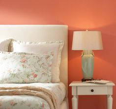 """Martha Stewart - """"Persimmon Red"""" - for dining room?"""