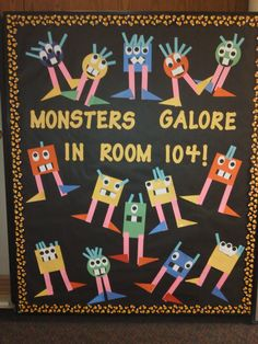 Kindergarten Rocks!: Bulletin Board Ideas
