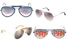 Weekend Inspiration  Sunglasses  Sincerely Tommy / Garance Dor��