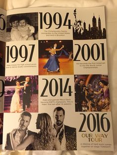 Maks and Val: Our Way Tour Book - Part 2 • Thank you @StefaniaGreco72 for sharing