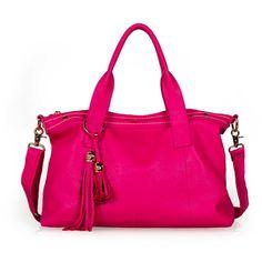 Cuore and Pelle rose handbag