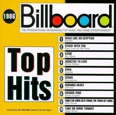 Billboard Top Hits: 1986 by Various Artists (1994-04-19)