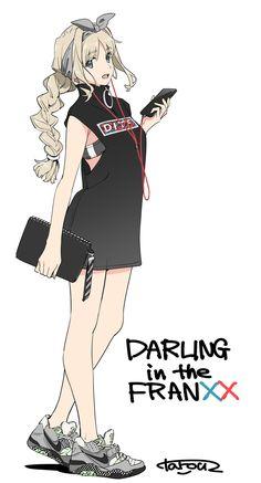 Anime,Аниме,Darling In The Franxx,Kokoro (darling in the franxx),Miku (darling in the Kawaii Anime Girl, Anime Art Girl, Manga Girl, Otaku Anime, Anime Guys, Female Characters, Anime Characters, Anime Lindo, Darling In The Franxx