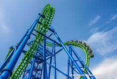 #Goliath #SixFlagsNewEngland #RollerCoaster #Achterbahn #AmusementPark #Freizeitpark #payerfotografie