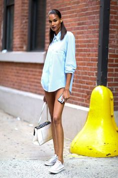 North Fashion: MODEL OF THE WEEK: CINDY BRUNA