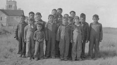 CBC News, Posted: Dec 2015 The Truth and Reconciliation Commission releases its final report Tuesday on the history and legacy of Canada's residential school system. Truth and Reconciliation Co. Aboriginal Education, Indigenous Education, Aboriginal History, Native American Children, Native American Artwork, Canadian History, Us History, Indian Boarding Schools, Every Child Matters