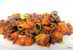 Nejedlé recepty: Kuřecí směs na víně Tandoori Chicken, Ethnic Recipes, Honey