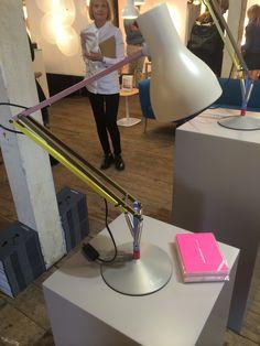 Paul Smith desk lamp.