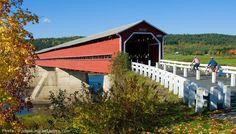 Les plus beaux ponts couverts du Québec                                                                                                                                                                                 Plus