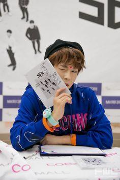 Dawon 다원 || Lee Sanghyuk 이상혁 || Sf9 || 1995 || 179cm || Dancer || Vocal