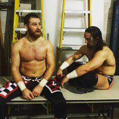 Sami and Adrian
