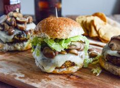 It just wouldn't be summer without burgers. These nicely grilled and perfectly topped buns are part of what makes the warm months so great.