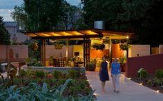 Edible Garden Outdoor Kitchen   Atlanta Botanical Garden