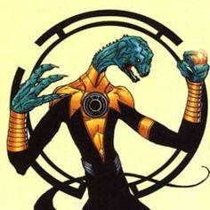 Sinestro Corps Members - Comic Vine
