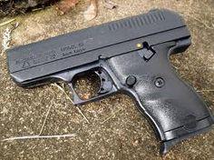 High Point 9mm pistol...my favorite hand gun....got it haven been to the shooting range...yet..