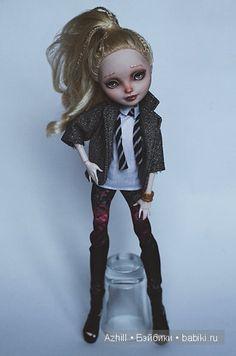ООАК - Monster High / Куклы My Scene, Monster High, Монстер Хай от Mattel / Бэйбики. Куклы фото. Одежда для кукол