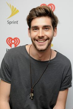 Alvaro Soler attends iHeartRadio Fiesta Latina presented by Sprint at American Airlines Arena on November 7, 2015 in Miami, Florida.