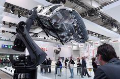 3D Printing: 3D printing and industry 4.0 innovations at Hannover Messe featuring Canon, MIT and GE - https://3dprintingindustry.com/news/3d-printing-industry-4-0-innovations-hannover-messe-featuring-canon-mit-ge-111373/?utm_source=Pinterest