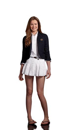 abercrombie kids - Shop Official Site - girls - A Looks - summer - secret crush