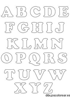 Printable Letter Stencils for Wood. 25 Printable Letter Stencils for Wood.