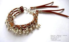 Bracelet ,freshwater pearls ,suede, adjustable size .#jewelryForSale #naturalpearls #pearl #jewelry #tashkent #handmade #жемчуг #стиль #ташкент #мода #натуральныйжемчуг #разумныецены