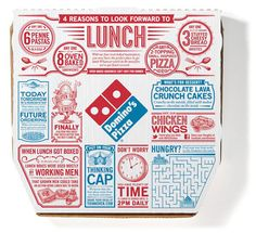 25 Creative Pizza Packaging for Your Inspiration - Smashfreakz