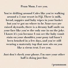 "3 Likes, 1 Comments - Pram Mum (@prammum) on Instagram: ""#prammum #iseeyou #iseeyouprammum #mums #pram #pramlife #mumattire #madeformumsbyamum #mumlife…"""