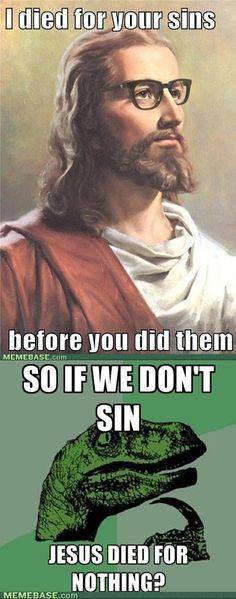 philosoraptor jesus