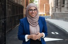 On what is likely the most diverse college campus in the United States, Muslim women who wear a hijab talk about their lives.