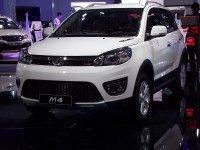 GWM M4 Makes A Bold Statement At JIMS 2013 - Cars.co.za