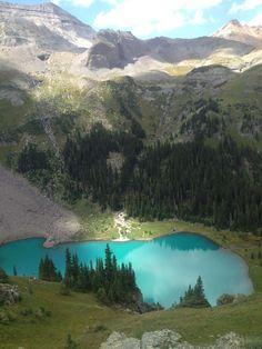 Blue Lakes Trail - Colorado | Ridgeway