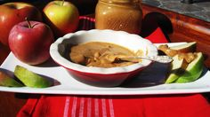 Cinnamon Raisin Peanut Butter - Peanut Butter and Peppers